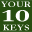 Follow Us on Your 10 Keys Official Website